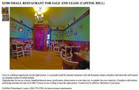 quebecois styled cafe resto to replace capitol hill u0027s infamous