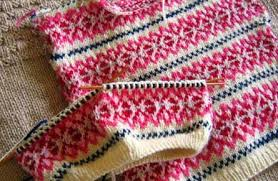 see eunny knit baby fair isle archives