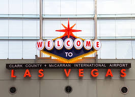 The Deuce Las Vegas Route Map by Your Guide To Las Vegas U0027s Mccarran International Airport