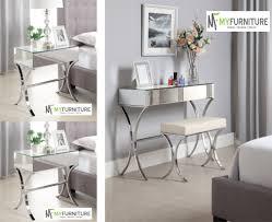 Mirrored Furniture In Bedroom Bedroom Enchanting Mirrored Bedroom Cabinets Mirrored Bedroom