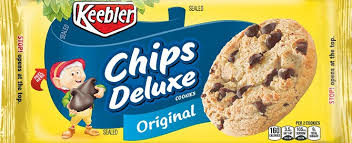 keebler chips deluxe rainbow chocolate chip cookies with m u0026m u0027s
