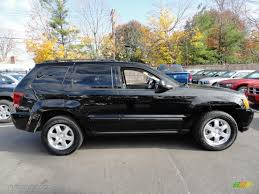 black 2008 jeep grand cherokee laredo 4x4 exterior photo 39633398
