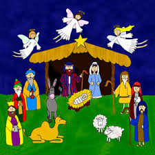 nativity pictures christmas nativity play rehearsal comrie