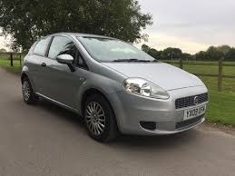 used fiat grande punto 2009 for sale motors co uk