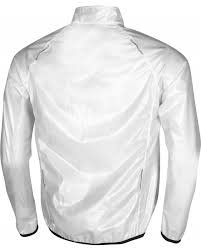 white waterproof cycling jacket deko sports