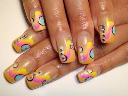 summer nail arthttp 9ailsside blogspot com nail side