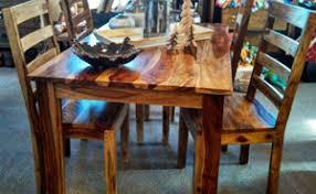 Acacia Wood Dining Room Furniture Dining Room Furniture Rustic Nc