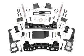 Ford F 150 Truck Bed Dimensions - 6in suspension lift kit for 2014 ford f 150 pickup rough country