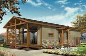 Micro Cottage Plans by Tiny Houses U0026 Small House Plans From Drummondhouseplans Com