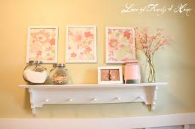 Inexpensive Wall Decor by My Laundry Room Makeover Love Of Family U0026 Home