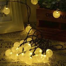 Party Lighting Fashion Style Holiday String Lights Solar Lights Beautifulhalo Com