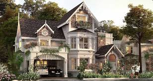 3500 Sq Ft House by 3500 Sq Ft 4 Bhk 4t Villa For Sale In Travancore Swiss Gardens