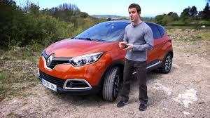 captur renault renault captur which first drive youtube