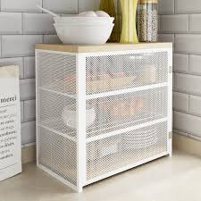 vegetable storage kitchen cabinets cupboard household kitchen storage cabinet vegetable rack table top simple multi function table top storage kitchen appliances