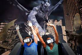 St Louis Six Flags Hours Six Flags St Louis Unleashes Rage Of The Gargoyles Virtual