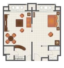 details of the grand suite room meliá las antillas varadero