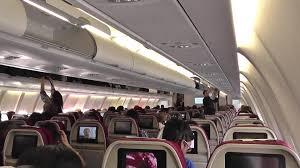 A330 300 Seat Map Tripreport Jet Airways Long Haul 9w228 Brussels Bru Newark