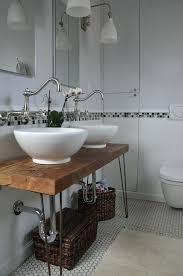 Reclaimed Wood Bathroom Vanities Vanities Reclaimed Wood Vanity With Vessel Sink