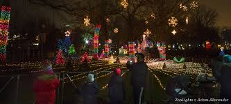 Stone Zoo Christmas Lights by Top Chicago Holiday Tours Christmas Lights Tours U0026 Dinner Cruises