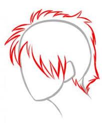 Frisuren Zeichnen Anleitung by Haare Frisuren Zeichnen Lernen Schritt Für Schritt Tutorial