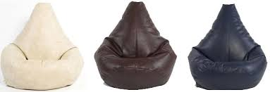 faux leather beanbag chair 48 off