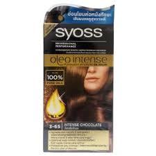 Sho Syoss buy syoss hair color oleo no 3 65 brown chocolate color