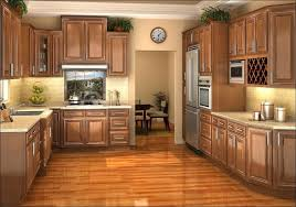kitchen hardware for oak cabinets staining cabinets darker