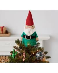 slash prices on land of nod high point gnome tree topper tree
