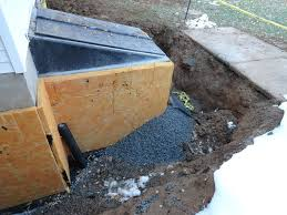 exterior basement waterproofing materials u2014 new basement and tile