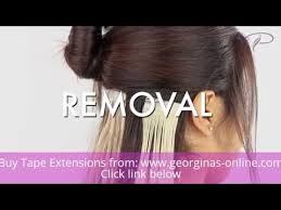 kapello hair extensions how to apply hair extensions georgina s bristol