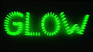 glow in the glow in the dominoes