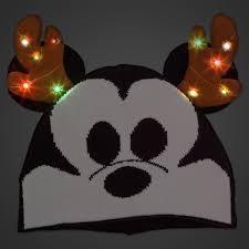 Iron Man Light Up Shirt Mickey Mouse Holiday Light Up Beanie Adults Shopdisney