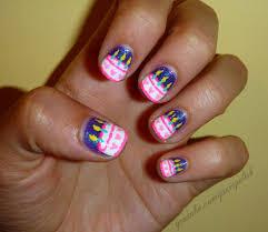 nail u2014 20 happy birthday nail art ideas u0026 designs for