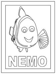 finding nemo dory and friends finding nemo coloring pages