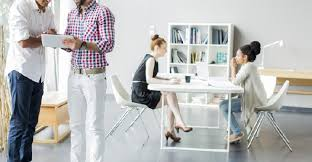 how to create a productive office space bplans