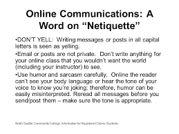 communications class online you re registered for an online class now what do you do welcome