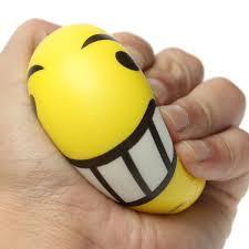 gardening emoji squishy emoji smiley face anti stress relief autism mood squeeze