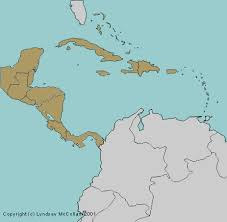 test your geography knowledge central america and the caribbean