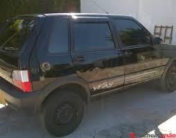 Famosos Fiat uno way preto flex 2010 em Brasil [ANÚNCIO agosto] | Clasf  @XB58