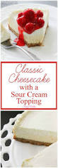 best 25 cheesecake with sour cream ideas on pinterest quick