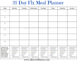 free printable menu planner template grace grit 21 day fix meal planner and grocery list 21 day fix meal planner and grocery list