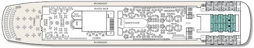ship floor plans the deck plans of the ruby cruise ship greece