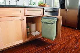 kitchen cabinet trash can pull out uncategories slide out garbage can under sink waste bin garbage