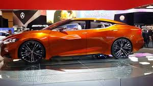 2016 nissan maxima youtube 2016 nissan maxima concept youtube