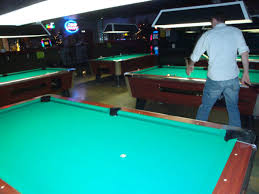 Bumper Pool Tables For Sale W E M Distributors Before U0026 After 1 Of 2