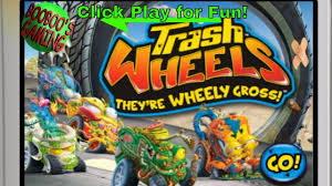 trash pack dirty dash trash wheels free children u0027s