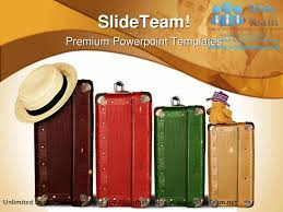 family on vacation travel powerpoint templates themes and