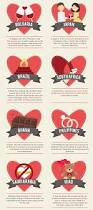 surprising foreign valentine u0027s day traditions infographic daily