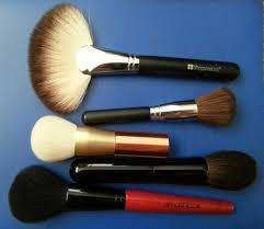 bare minerals fan brush top 5 brushes over time installment 1 jaywalking birdwalking