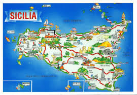 Italy World Map by World Come To My Home 0963 0964 1907 2931 2981 Italy